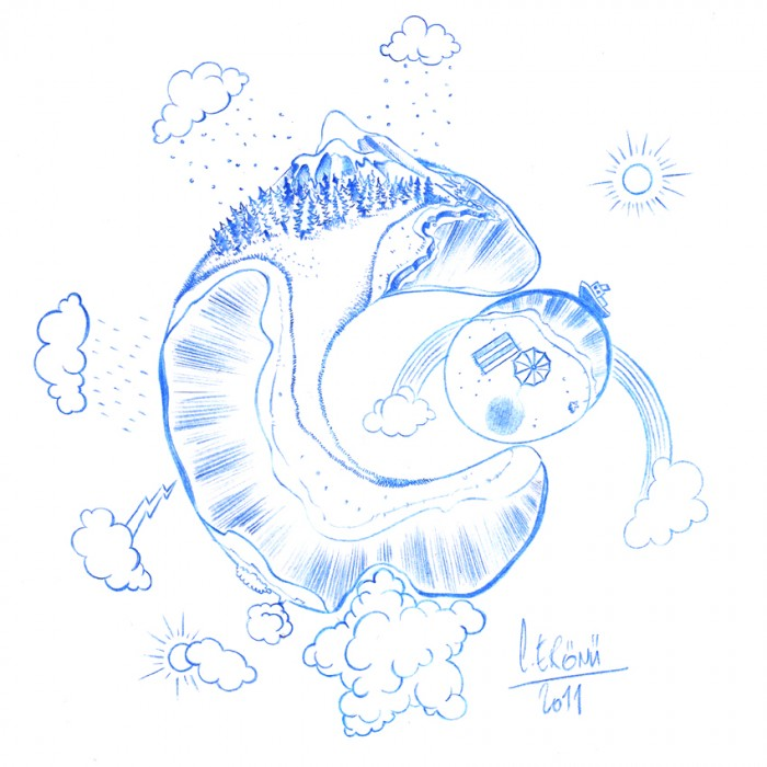 TRT Çocuk ID Sketches