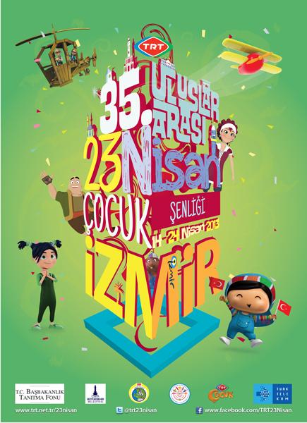 23rd April Children's Festival 2013